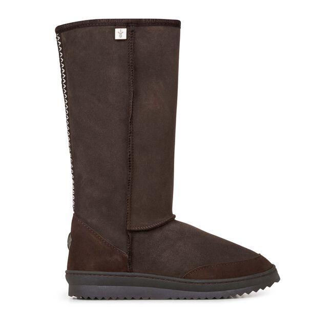 061b0a0b43 Platinum Outback Hi Womens Sheepskin Boot- EMU Australia