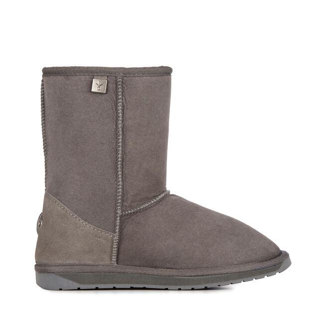 c21f1e82f80 Platinum Stinger Lo Womens Sheepskin Boot- EMU Australia